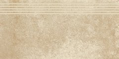 Flash Beige Stopnica Nacinana 30x60